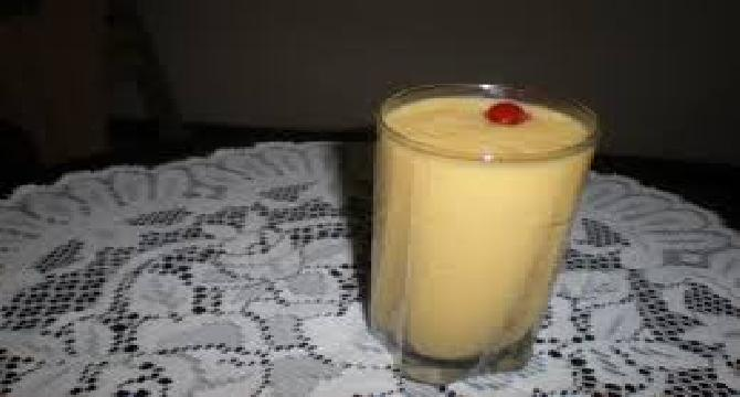 Mango shake with Milk