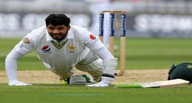 3rd Test Pakistan vs England