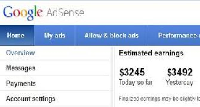 Easy earning with Google Adsense Part-4