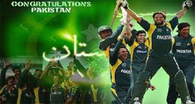 Pakistan beat Australia in 2ND ODI