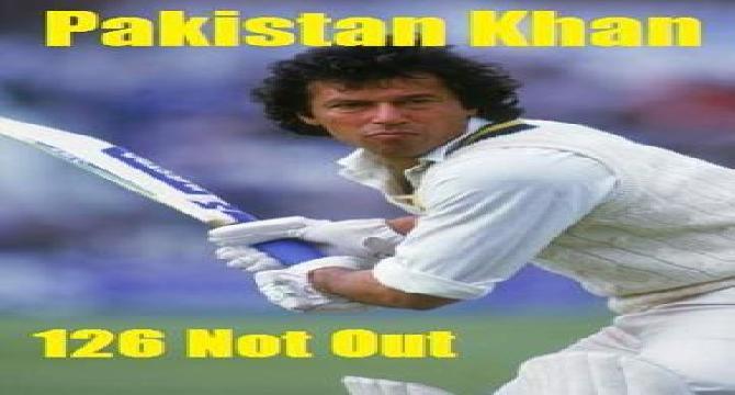 Imran Khan 126 Not Out