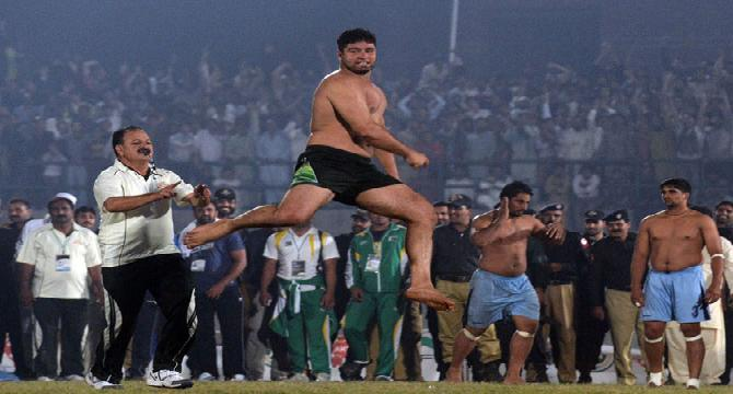 what is kabaddi ?
