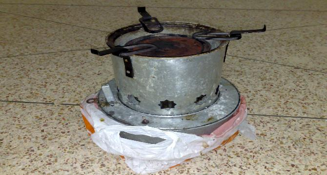 I use KEROSINE oil Stove in my kitchen