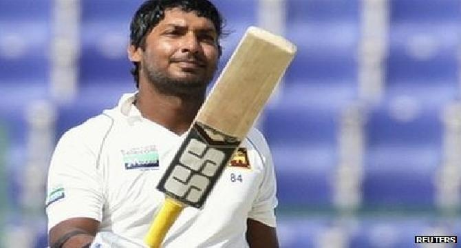 Kumar Sangakkara, One Of My Favorite...!