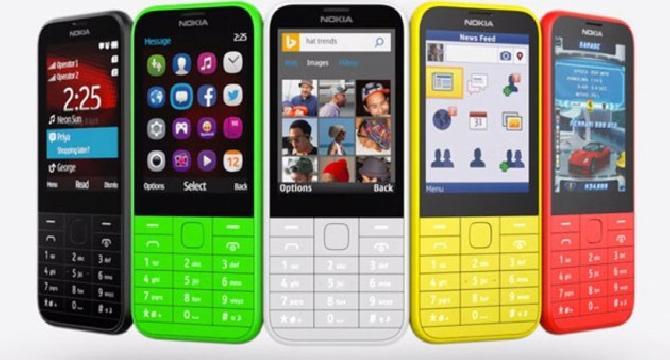 Companies are Launching Bar Phones Again