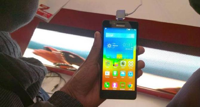 Lenovo to introduce A6000, a budget smart phone