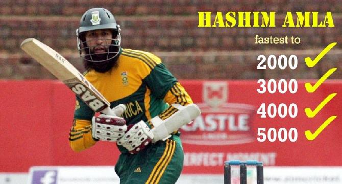 Hashim Amla, The legend of this Era !