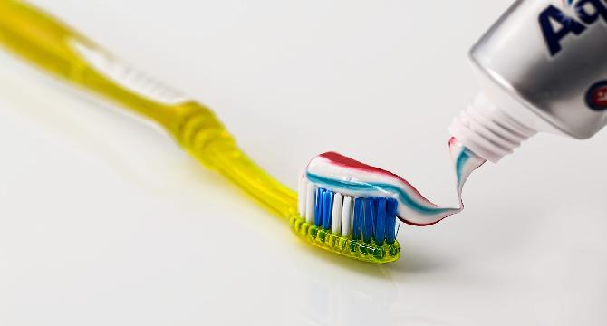 Your tooth brush is going to be a safe habitat for germs