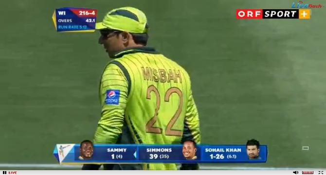 Poor Fielding From Pakistani Fielders