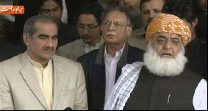 Fazl terms 22nd Amendment excuse for PTI to return to NA