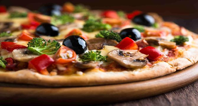 Pizza Baila new challenger in the catering