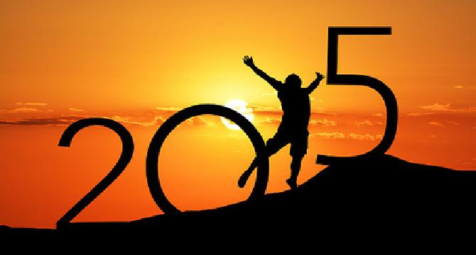 2015 is come :)