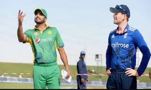 Pakistan Vs England one day series