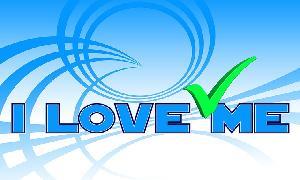 I love ME...