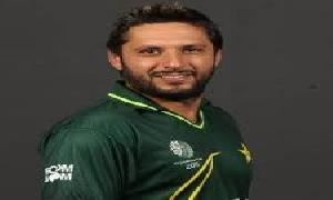 Shaid Afridi a great player
