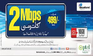 PTCL Broadband Packages