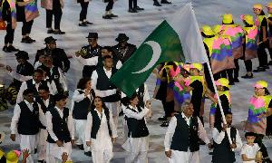 Pakistan In Rio Olympics