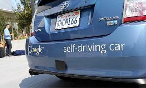 Google's self-driving car effort hits the road