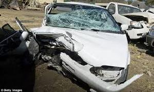 A Motor-car Accident