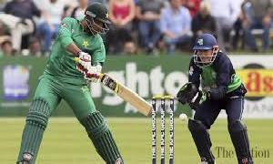 Pakistan beat Ireland by a big margin