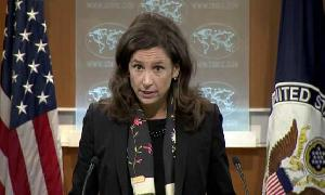 US encourages Pak-Afghan cooperation to counter terrorism