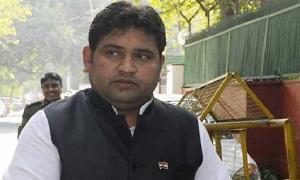 Delhi's ex-women's minister arrested on rape charge
