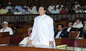 Imran Khan to address NA on Thursday against dismissal of references against PM