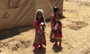 Nearly 50 million children 'uprooted' worldwide: UNICEF