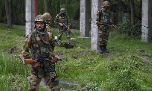 Indian army base in held Kashmir comes under attack, one BSF trooper killed