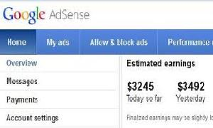 Easy earning with Google Adsense Part-1