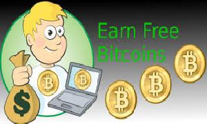 How to earn free bit coins with detail