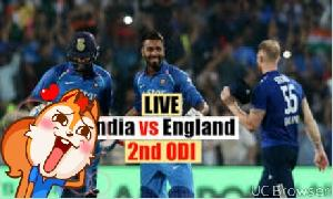 ind vs eng 2nd one day