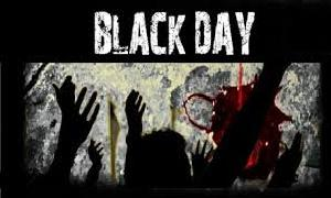 My life black day..