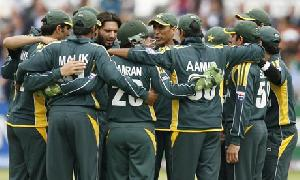 Pakistani Cricket Squad for World Cup 2015