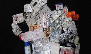 Uncontrolled sale of medicine in Pakistan.