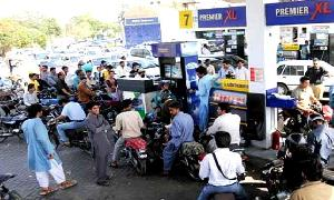 Govt is responsible for petrol crises