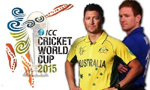 2nd Match of the Cricket World cup 2015