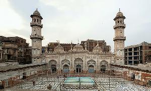 Mahabat Khan Mosque, Peshawar, Khyber Pakhtunkhwa, Pakistan