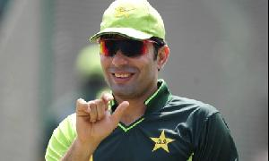Pakistan win toss, bat first against Zimbabwe