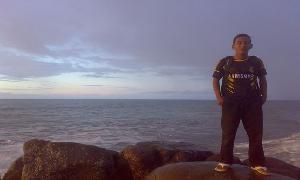 The Beauty Of Indonesian Beach