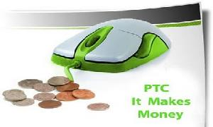 Earning From PTC Sites