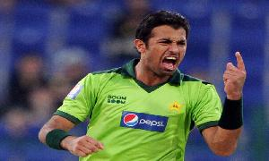 Wahab Riaz the fighter