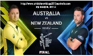 CWC 2015 Final